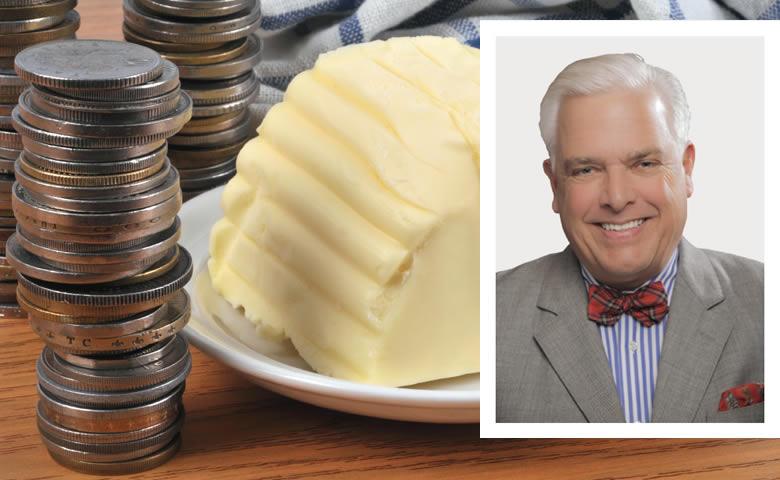 Le beurre et l'argent du beurre par Frédérick Gersal