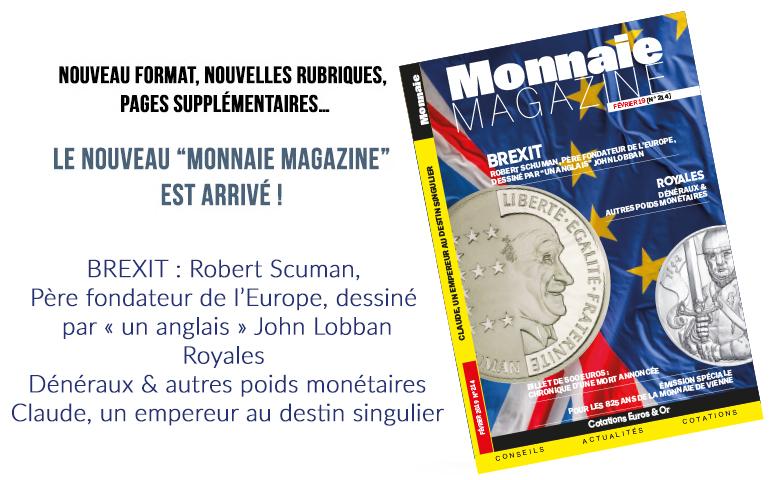 Monnaie Magazine Février 2019