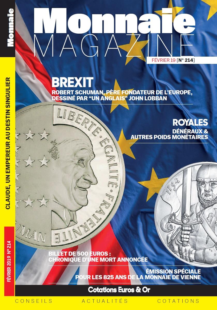 Monnaie Magazine FévrierJanvier 2019