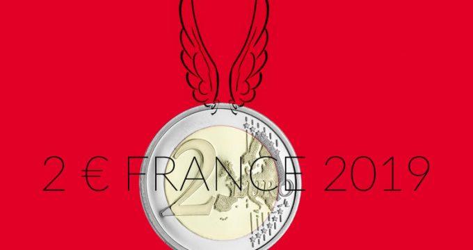 2 euro Astérix 2019 Monnaie de Paris