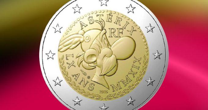 2 euro Astérix France 2019 par la Monnaie de Paris