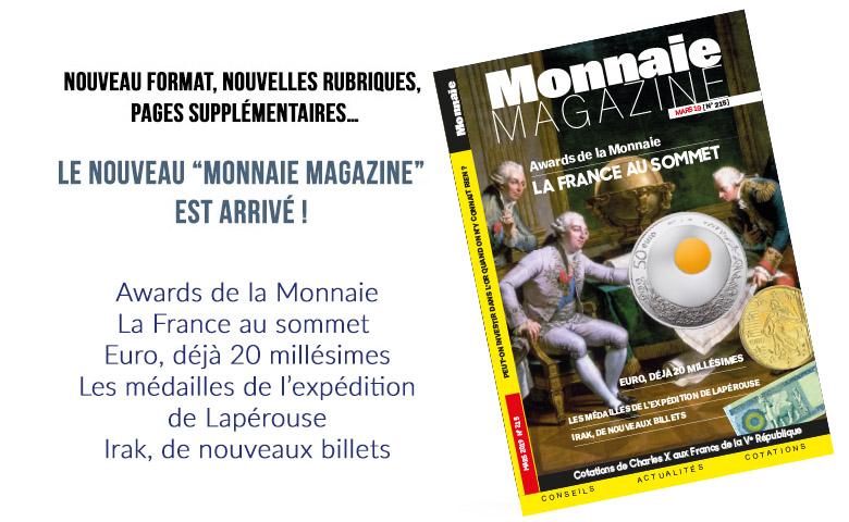 Monnaie Magazine Mars 2019