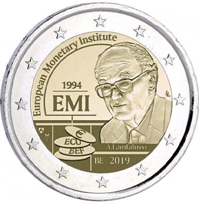 25 ans de l'Institut Monétaire Européen (EMI)