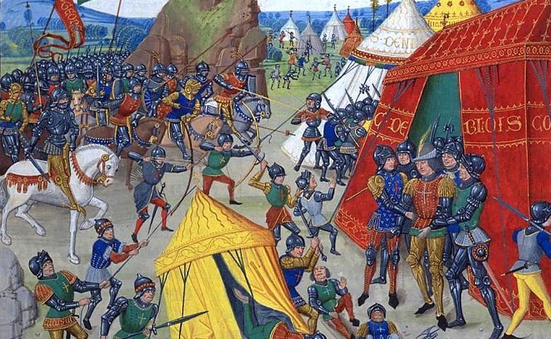 Les imitations au Moyen Âge, le cas de Charles de Blois (1341-1364) - partie 3