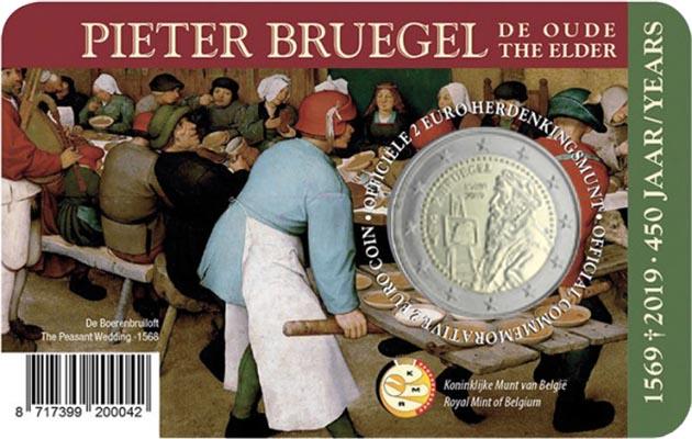 450 ans de la mort de Peter Brueghel l'Ancien BU