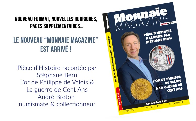 Monnaie Magazine Avril 2019