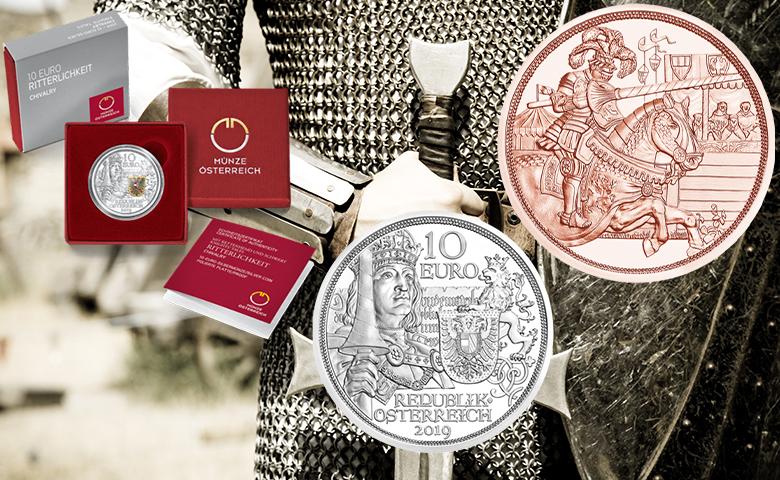 L'Autriche célèbre les chevaliers en 2019