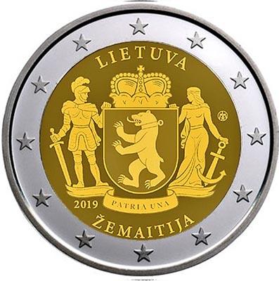 Régions ethnographiques de Zemaitija