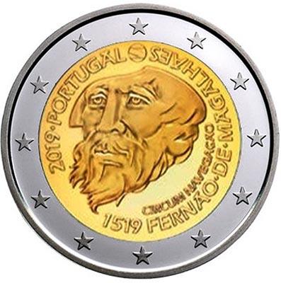 500 ans de la circumnavigation (tour du monde) de Magellan