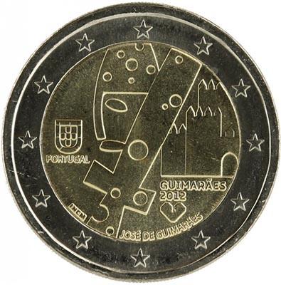 2 euros 2012 Portugal