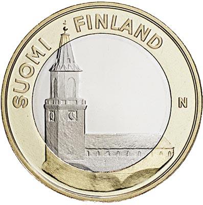 2 euros Finlande 2013