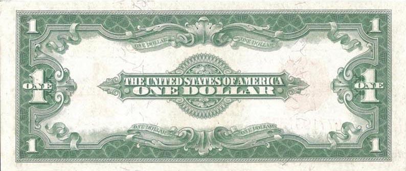 1 Silver Dollar 1923