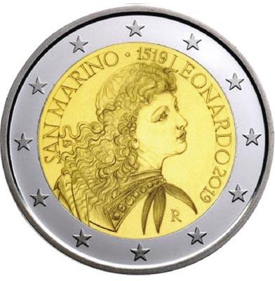500 ans de la mort de Léonard de Vinci