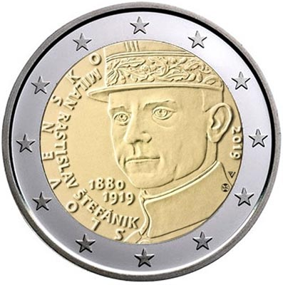 100 ans de la mort de Milan Rastislav Štefánik