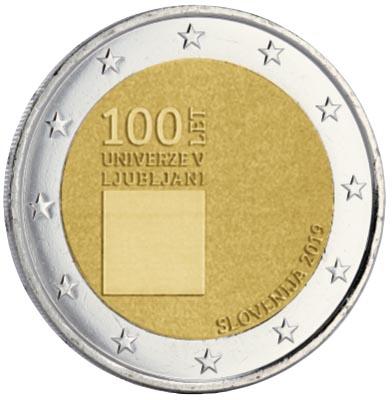 100 ans de la fondation de l'université de Ljubljana