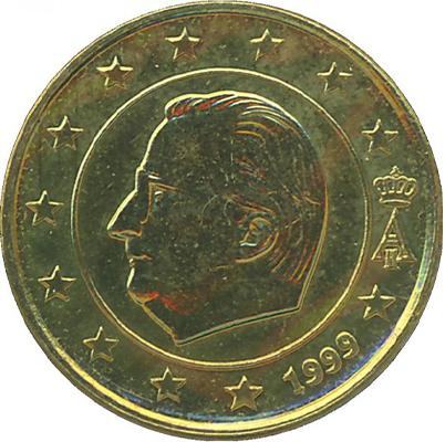 10 cents Belgique 1999