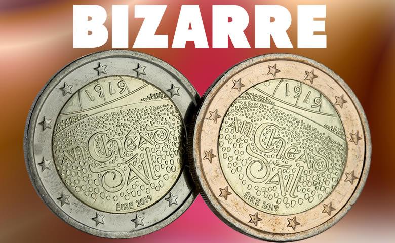 2 € Bizarre, vous avez dit bizarre !!!