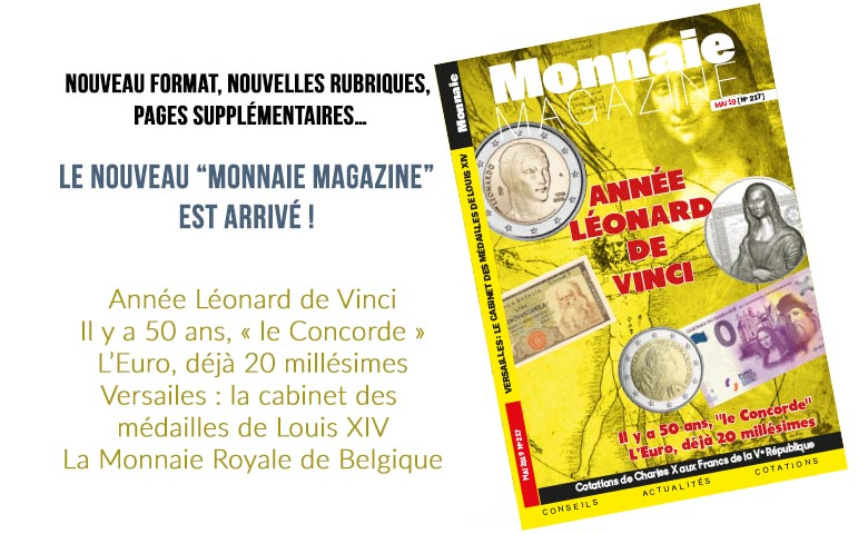 Monnaie Magazine Mai 2019