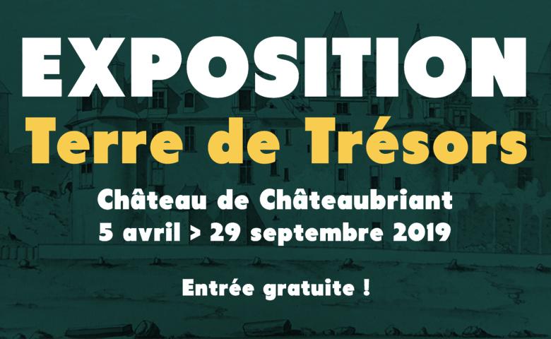 Exposition Terre de Trésors - Loire-Atlantique