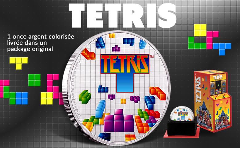Tetris : de l'argent pour les 35 ans du jeu !