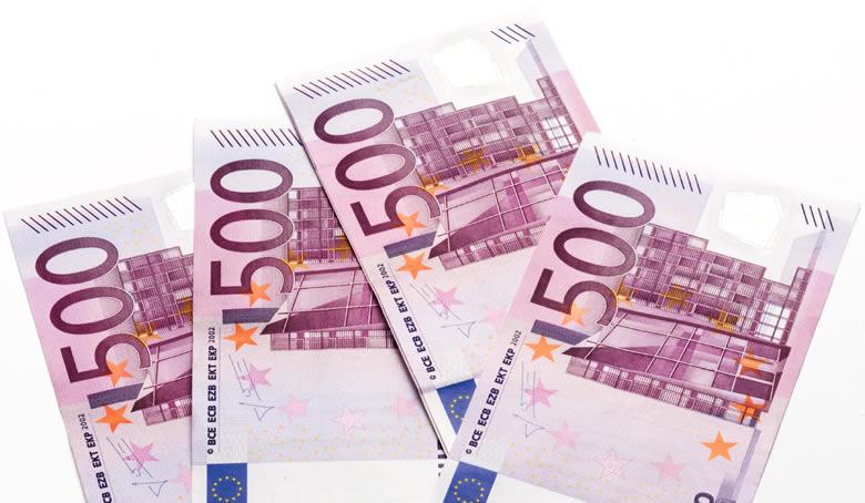 BILLET DE 500 EUROS : Chronique d'une mort annoncée