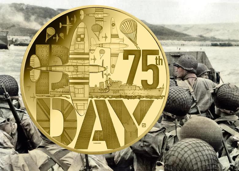 D DAY LES ALLIÉS 75 ème Anniversaire du débarquement en Normandie