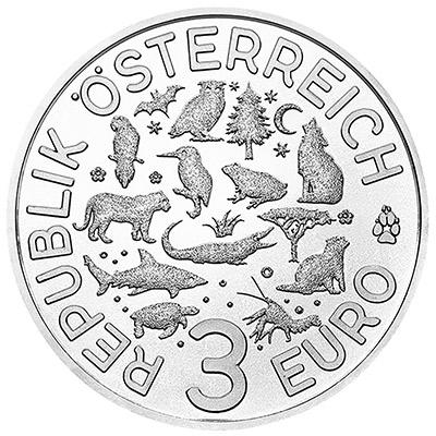 Loutre 3 euros 2019