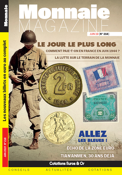 Monnaie Magazine Juin 2019