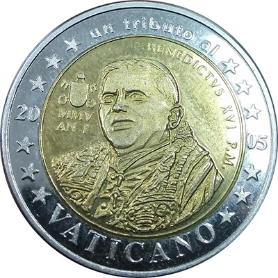 Jeton Vatican
