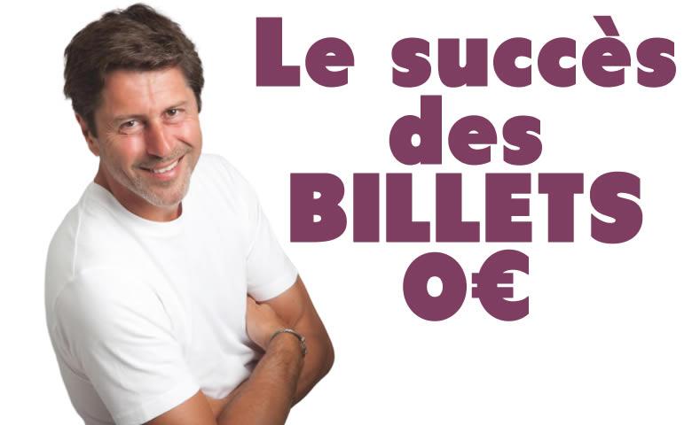 BILLETS TOURISTIQUES SUCCESS STORY À LA FRANÇAISE