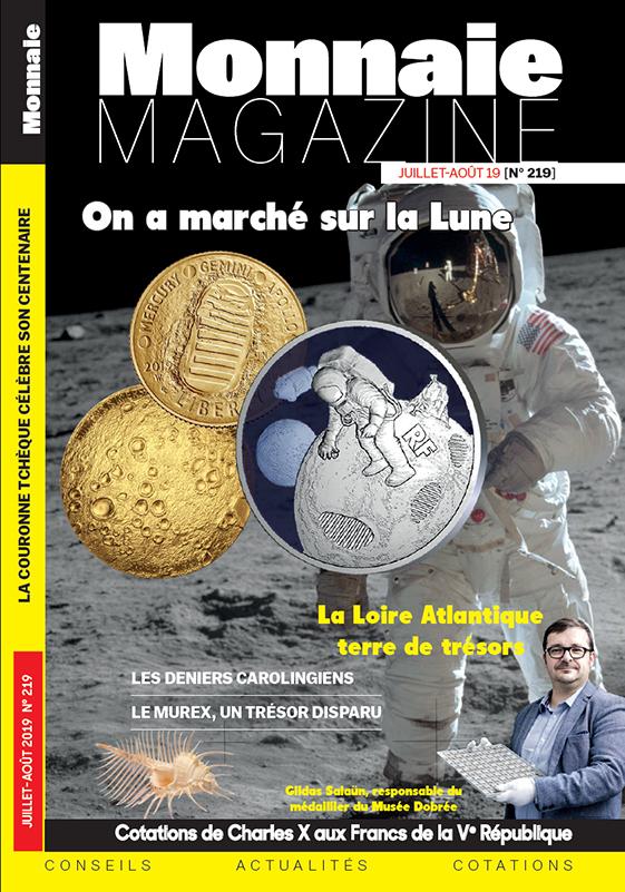 Monnaie Magazine Juillet Août 2019