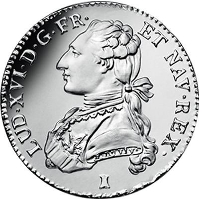 10 euros argent La Fayette