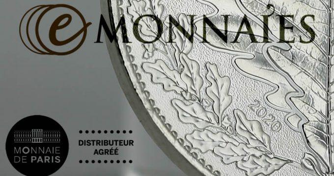 emonnaies.fr revendeur agréé monnaie de Paris
