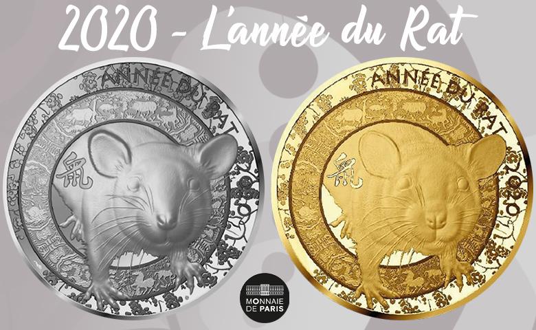 2020 - L'année du Rat (MDP)
