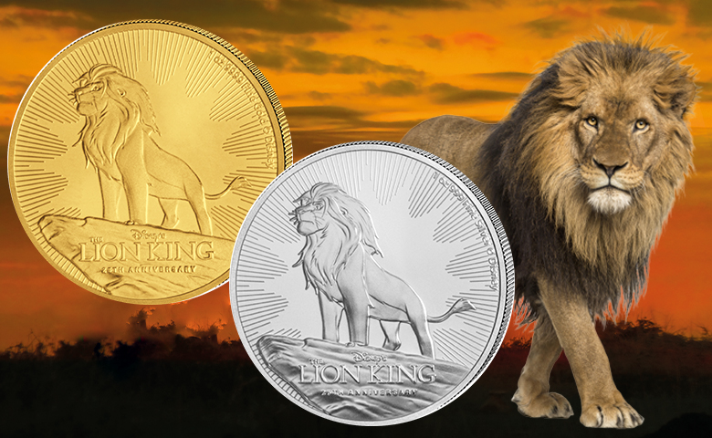 Niue fait rugir le Roi Lion !