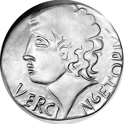 Vague 2 - 10 euros argent Vercingétorix