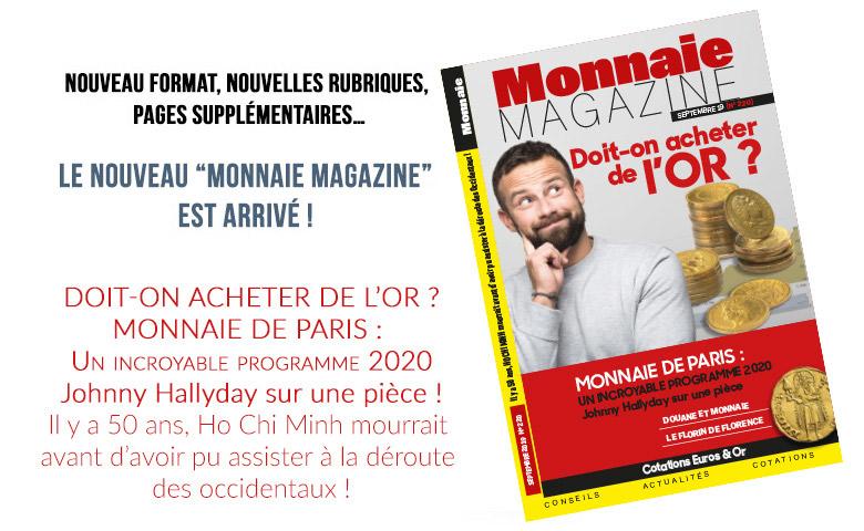 Monnaie Magazine Septembre 2019