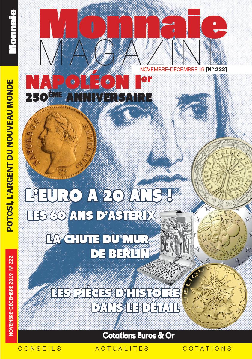 Monnaie Magazine Novembre-Décembre 2019