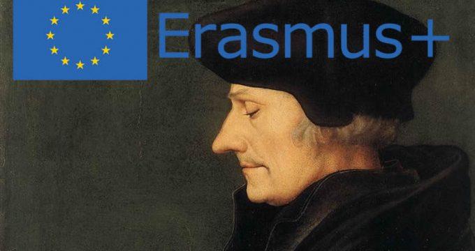 """Une nouvelle pièce de 2 € commune """"Erasmus""""."""