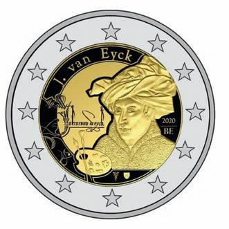 630e anniversaire de la naissance de Jan van Eyck