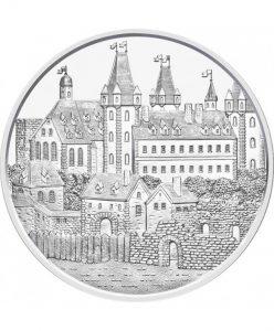 1,5 euros Argent Autriche 2019 - Wiener Neustadt