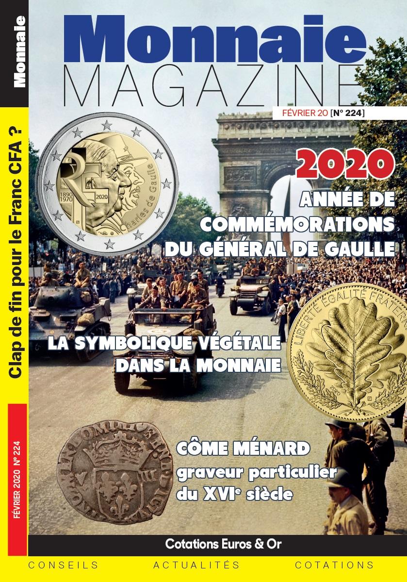 Monnaie Magazine Février 2020