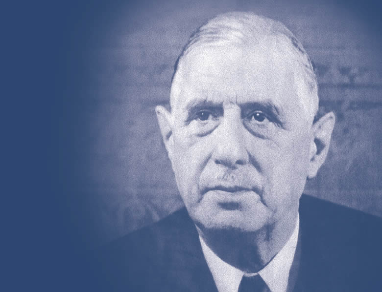 2020 année de commémorations du Général De Gaulle