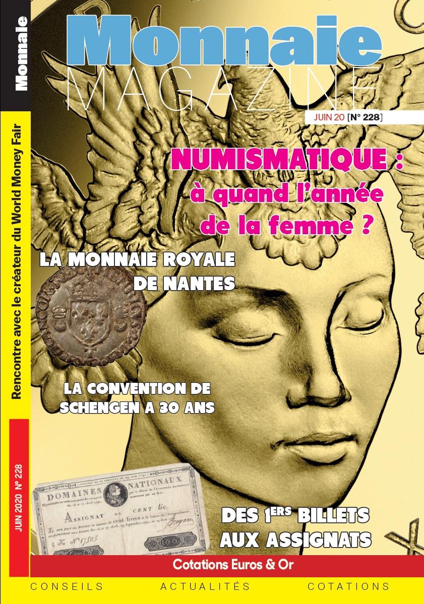 Monnaie Magazine Juin 2020