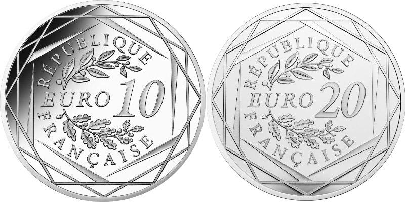 revers monnaie de Paris