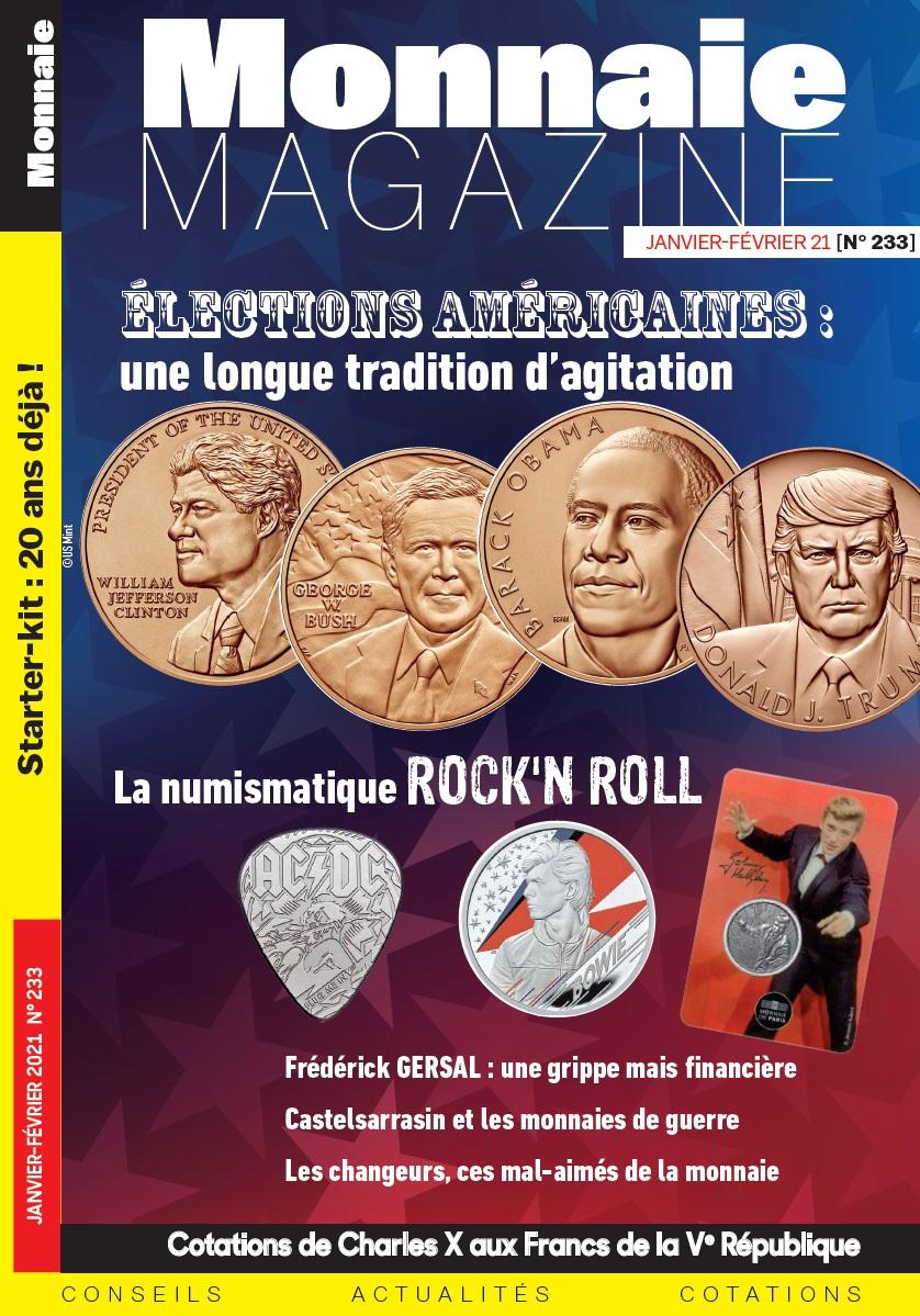 Monnaie Magazine Janvier Février 2020