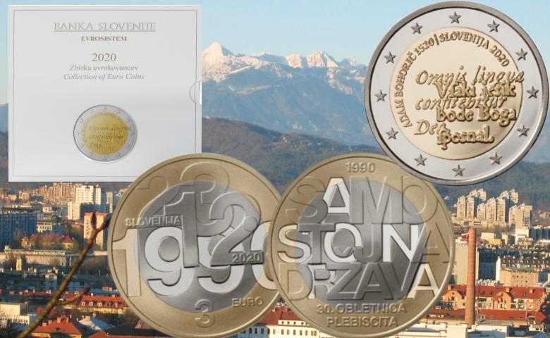 Slovénie 2020